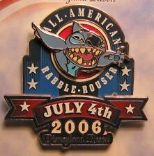 Disney All American July 4th Stitch Pin Independence LE
