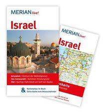 Deutsche Reiseführer & Reiseberichte über Israel im Taschenbuch-Format