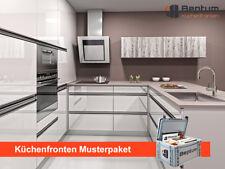 Küchenfronten, Blenden, Schubladen nach Maß - Musterpaket ohne Risiko!