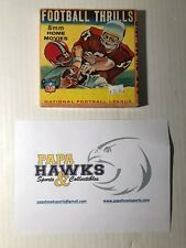 Vintage Football Thrills 8MM Home Movies Very Good Condition!