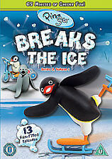 PINGU - BREAKS THE ICE NEW DVD