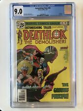 Astonishing Tales #36 CGC 9.0 Deathlok RICH BUCKLER 1976