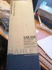 Mahle POLLEN AIR FILTER LAK242 Ford/Jaguar CFA9534 WP9163 OE 1349791 76832323