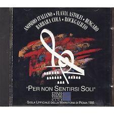 ANONIMO ITALIANO FLAVIA ASTOLFI BUNGARO ROCKGALILEO BARBARA COLA CD SINGLE 1995