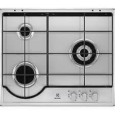 Electrolux placa gas Egh6233box