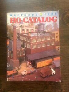 * HO Catalog Walthers 1996