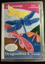 DRAGONFLIES 2 Full Collection  Anita Goodesign