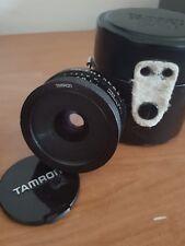 Obiettivo Tamron Adaptall 2 - 28mm f/2,5 Senza Anello . Manualfocus