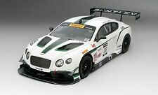 Bentley Gt3 Vol. 8 Dyson Racing 3rd Place Sonoma Gp 2014 1:18 Model