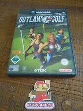 Jeu Nintendo Game Cube Outlaw Golf