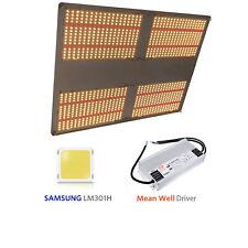 QUANTUM LED VEG GROW LIGHT V3 550,w/Meanwell HLG-480H driver, w SAMSUNG LM301H
