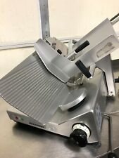 Bizerba Se12 Manual Meat Cheese Deli Slicer Works Great!