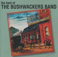 [BRAND NEW] CD: THE BEST OF THE BUSHWACKERS BAND