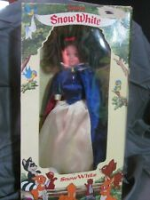 Vintage Disney Snow White Bikin Express Doll  11.5""