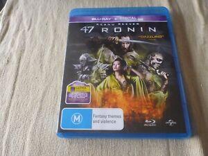 47 Ronin (Blu-Ray, 2014) Region B Keanu Reeves