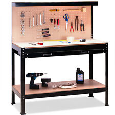 Etabli Rangement Tiroir Atelier Panneau Outil Machine Outillage Bricolage Garage