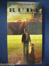 NEW RUDY (VHS, 1994 VERSION FRANCAISE / FRENCH) 011575537235