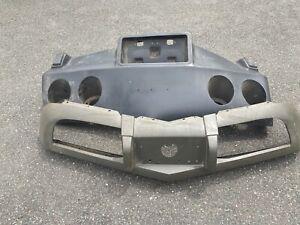corvette bumpers