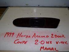 Honda Accord CG2 Passengers Window Controls