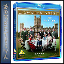 DOWNTON ABBEY - THE FINALE  *BRAND NEW BLU-RAY***