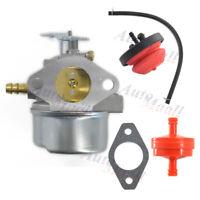 Carburetor Carb Set for Tecumseh 8HP 9HP 10HP Snowblower 640349 640052 640054