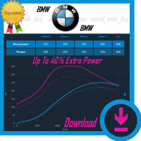 BMW 1/2 | ECU Map Tuning Files | Stage 1 + Stage 2 | Remap Files Chip Tuning