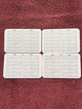 ROLEX 2001/2002, ROLEX 2002/2003, ROLEX 2003/2004, ROLEX 2004/2005 CALENDARcards