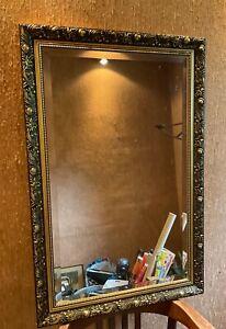 Wandspiegel mit Goldrahmen 56 x 87cm