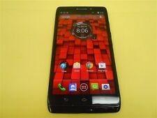 BLACK GOOD MOTOROLA DROID MAXX XT1080M 4G VERIZON + GSM FACTORY UNLOCKED