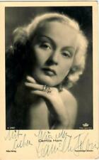Camilla Horn Ross A 3288/1 signiert,  Autogramm