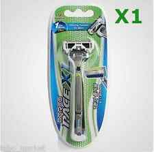 DORCO PACE 6 PlUS XL 1 pack Six Blade System 1 Razor+1 Refill Shave cartridge