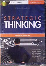 Strategic Thinking SkillPath Seminars Cd-Rom