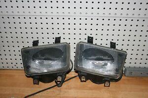 99-02 Land Rover Range Rover P38 Fog Light Assemblies LH & RH