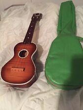 UKULELE BY HARMONY with original gig bag VINTAGE ORIGINAL 1950's Soprano