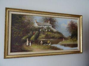 Les Parsons oil Painting