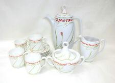Jugendstil Kaffeeservice Service Rosenthal um 1900