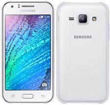Nuovo di Zecca Samsung Galaxy J2 * DUAL SIM SMARTPHONE * 8 GB-BIANCO-ANDROID-ORIGINALE 4 G