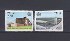 ITALY, EUROPA CEPT 1987, MODERN ARCHITECTURE, MNH