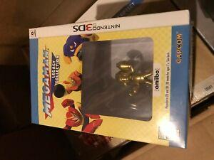 Factory error NO AMIIBO Mega Man Legacy Collection: Collector's Edition