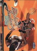 1998-99 Fleer Ultra Basketball #85 Michael Jordan Chicago Bulls