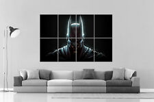BATMAN THE DARK NIGHT PHOTO Art Poster Grand format A0 Large Print