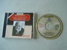 Olympia OCD 623 PHILIP CANNON Quartet/Quintet/Sextet Medici String Quartet CD