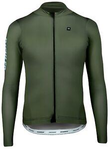 Men Lightweight Cycling Jersey Long Sleeve Cycling Shirt Road Bicycle Gear