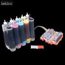 CISS encre recharge Ink pour HP 364 photosmart pro b8550 b8553 b8558 premium c7380