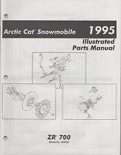 1995 ARCTIC CAT SNOWMOBILE ZR 700 P/N 2255-159 PARTS MANUAL (001)