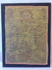 Thangka Tangkas Bouddha Thanka Tibet Népal Roue du Dharma Bouddhisme bouddhiste
