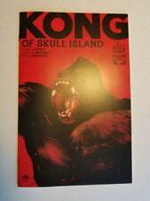 Kong Of Skull Island #1 Paul Pope Variant