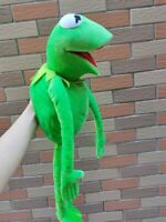 Sesame Street The Muppet Show 60cm Kermit frog Puppets plush toy doll