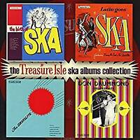 The Treasure Isle Ska Albums Collection - Various Artists (NEW 2CD)