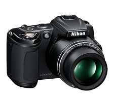 Nikon COOLPIX L120 14.1MP Digital Camera - Black  B-GRADE REFURBISHED